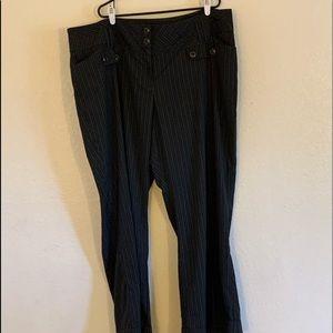 Lane Bryant dress pants.